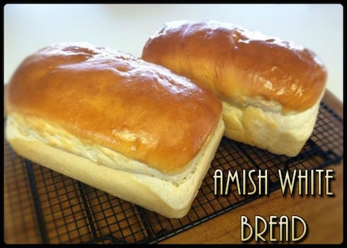 AMISH BREAD RECIPE - follow this step by step photo tutorial with 6 simple ingredients and you have your own homemade bread! Saving this-