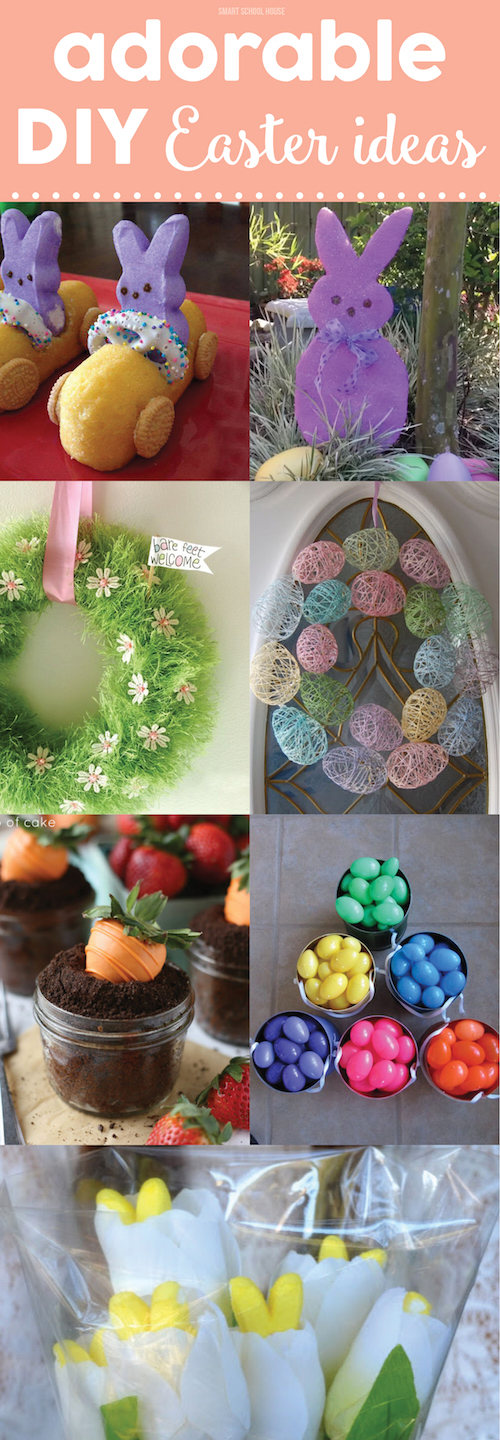 Adorable DIY Easter ideas
