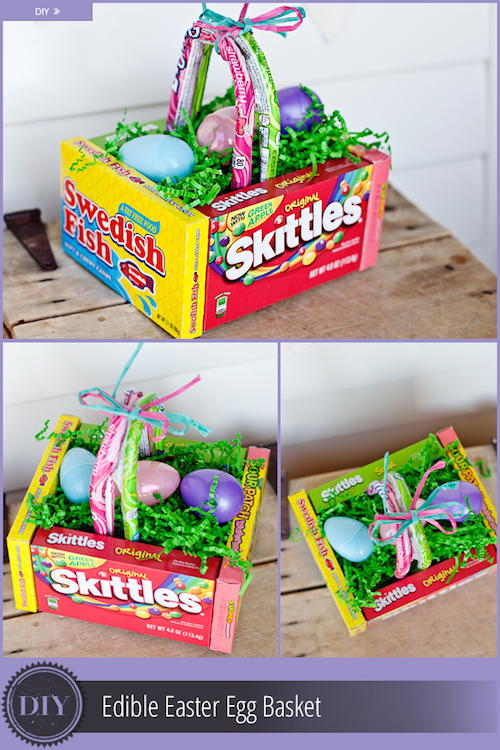 Diy easter ideas page 11 of 26 smart school house how to make an edible easter basket what a neat idea negle Images