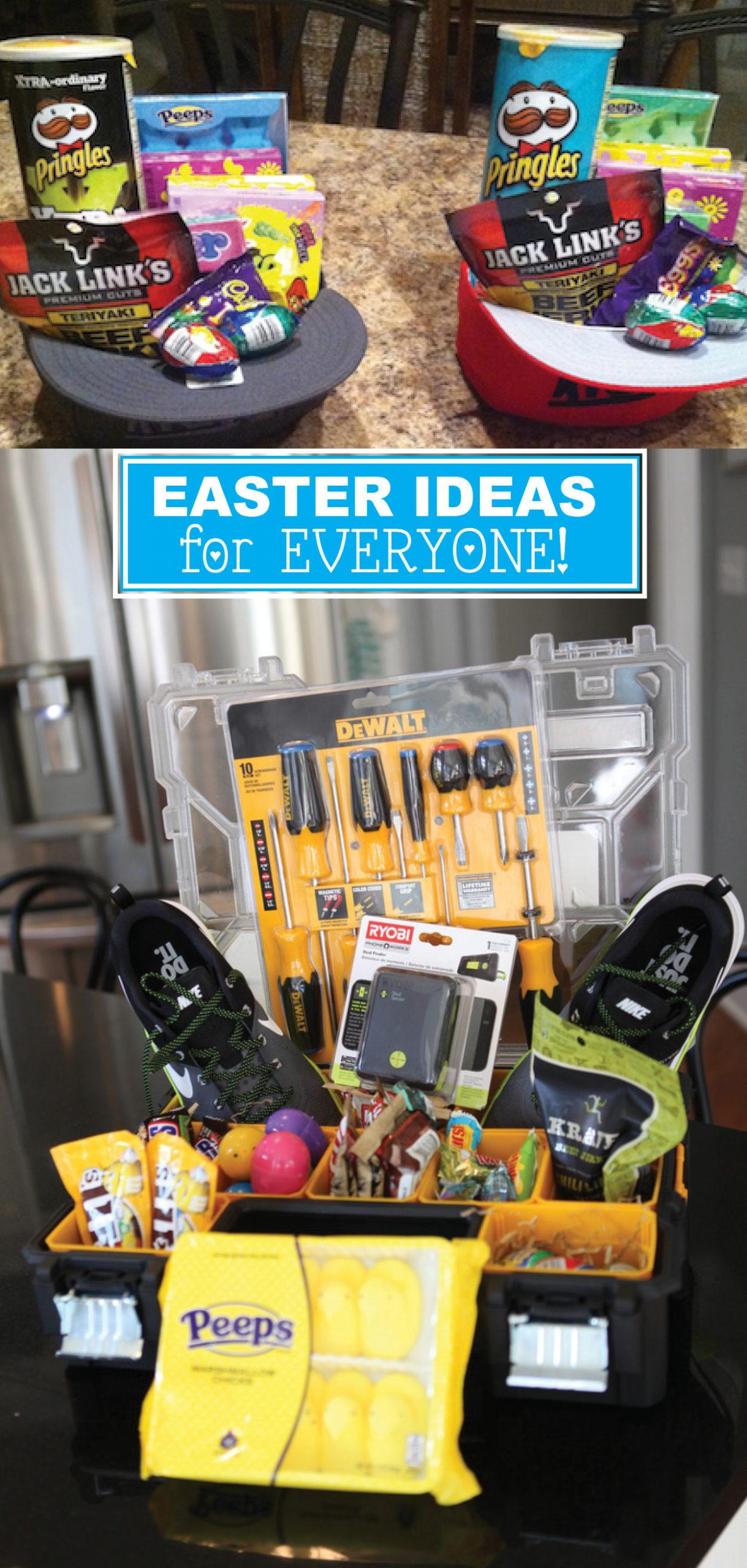 Easter Ideas for Everyone!