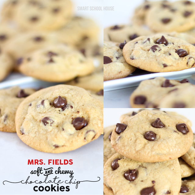 Ms Fields Chocolate Chip Cookie Recipe