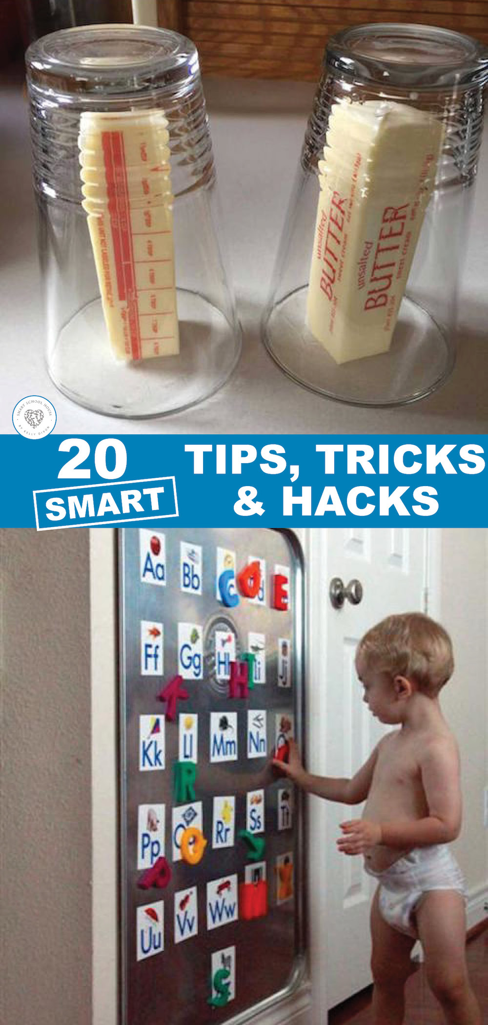 Smart Hacks, Tips and Tricks