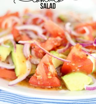 Avocado and Tomato Salad recipe - easy and delicious!