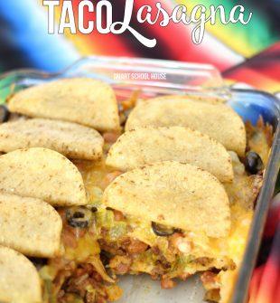 Mini Taco Lasagna