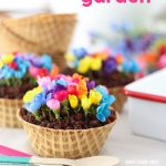 Waffle Cone Garden Recipe