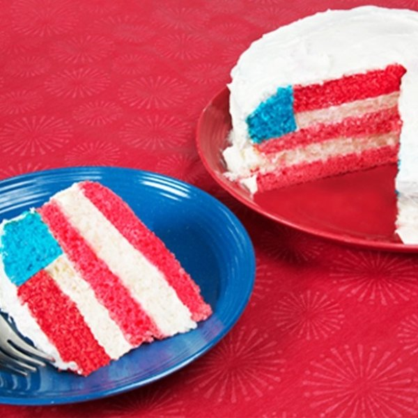 Your guests are sure to be impressed by this patriotic masterpiece!