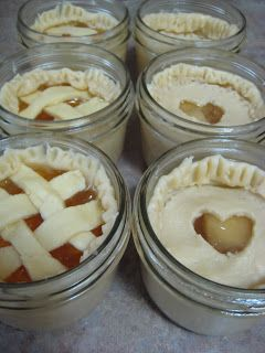 Homemade Pie in a Jar