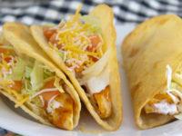 Ranch Chicken Tacos