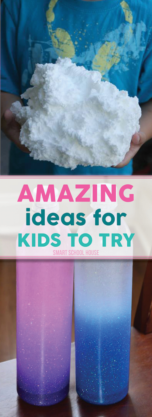 amazing ideas for kids to try. DIY craft ideas for kids