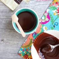 Argan Oil Chocolate Mask