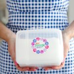 DIY Boogie Wipes - a homemade solution to soothe your runny nose when you have a cold