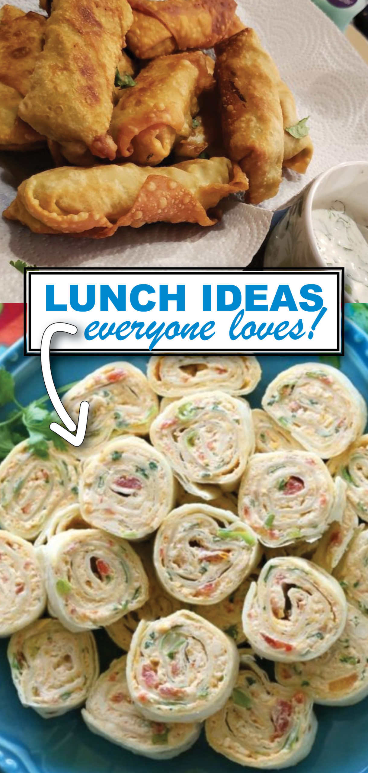 Lunch Ideas Everyone Loves