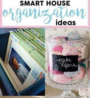 Smart House Organization Ideas