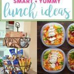Smart + Yummy lunch ideas