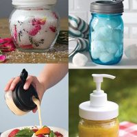 Ways to Use Mason Jars
