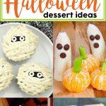 DIY Halloween dessert ideas