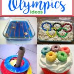 DIY Olympics ideas