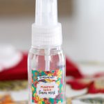 3 ingredient Pumpkin Spice Linen Mist - Infuse your home with the scents of fall with this DIY air freshener and linen spray filled with pumpkin spice!