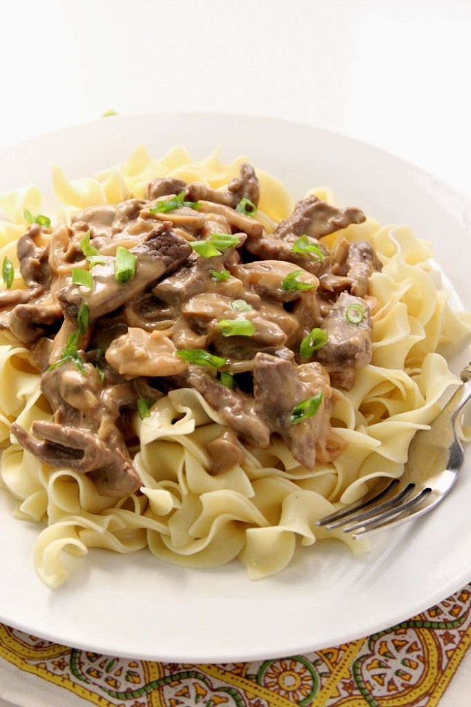 20-Minute Beef Stroganoff Recipe. Make this classic dish right in your kitchen with just a few ingredients and only 20 minutes from start to finish!