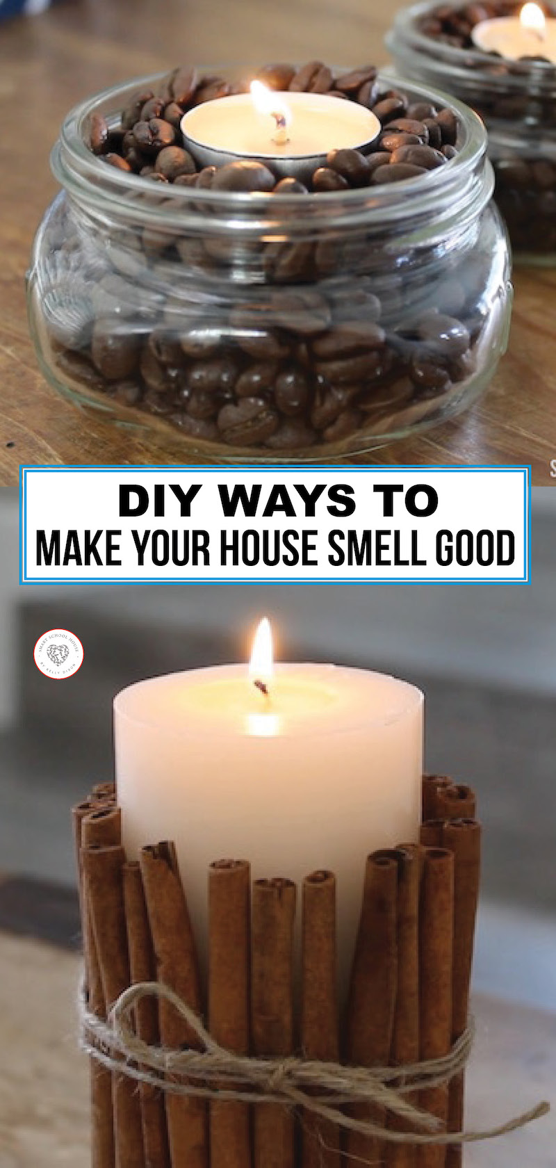 DIY Ways to Make Your House Smell Good