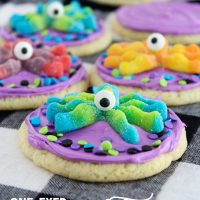 One-Eyed Monster Cookies
