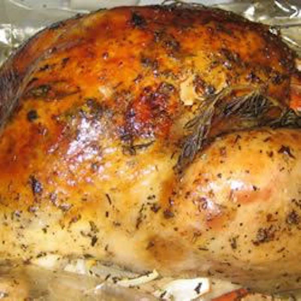 """Thanksgiving turkey recipe. One person said, """"This is by far the best turkey I have ever made!"""" Step-by-Step Guide to The Best Thanksgiving Turkey. A tried-and-true recipe for making a perfectly cooked and moist turkey every time."""