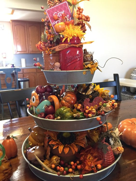 Diy Fall Decoration Ideas Page 17 Of 30 Smart School House