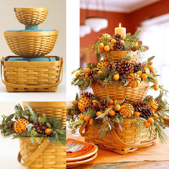 Diy fall decoration ideas page 17 of 30 smart school house for Autum decoration