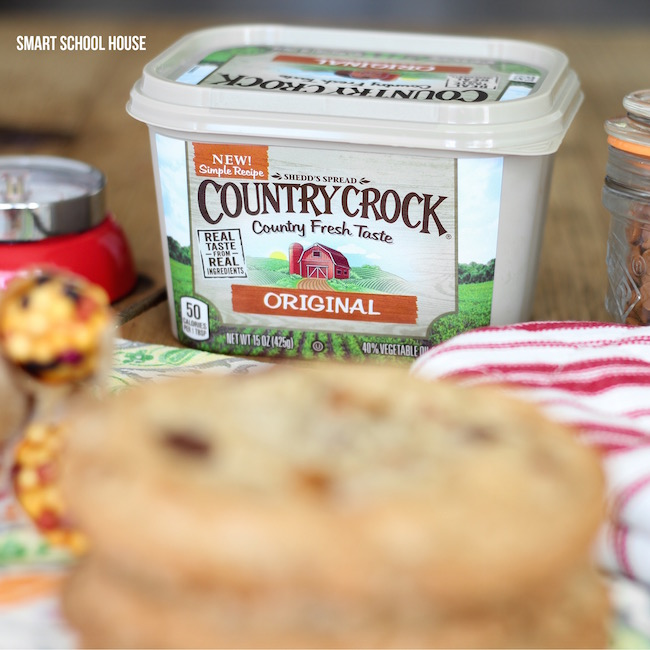 Fall cookie recipe