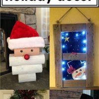 Rustic Holiday Dec..