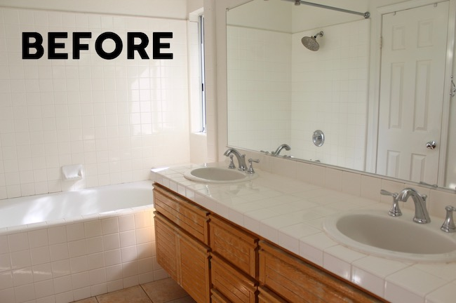 Good Gray and white bathroom ideas GORGEOUS results with just two colors gray and white