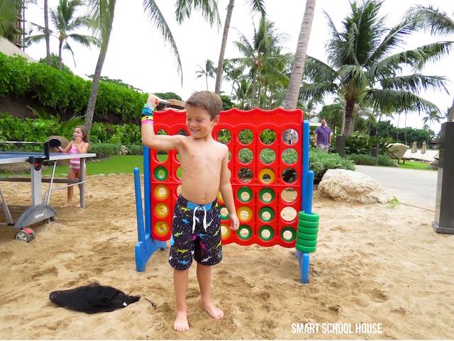 Beach review at Aulani