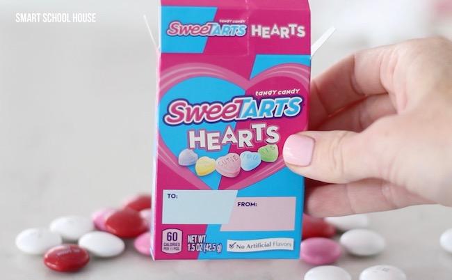 Sweet Tart Hearts