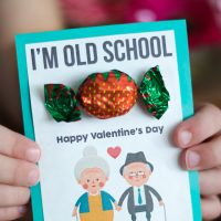 I'm Old School Valentine