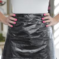 Trash Bag Apron