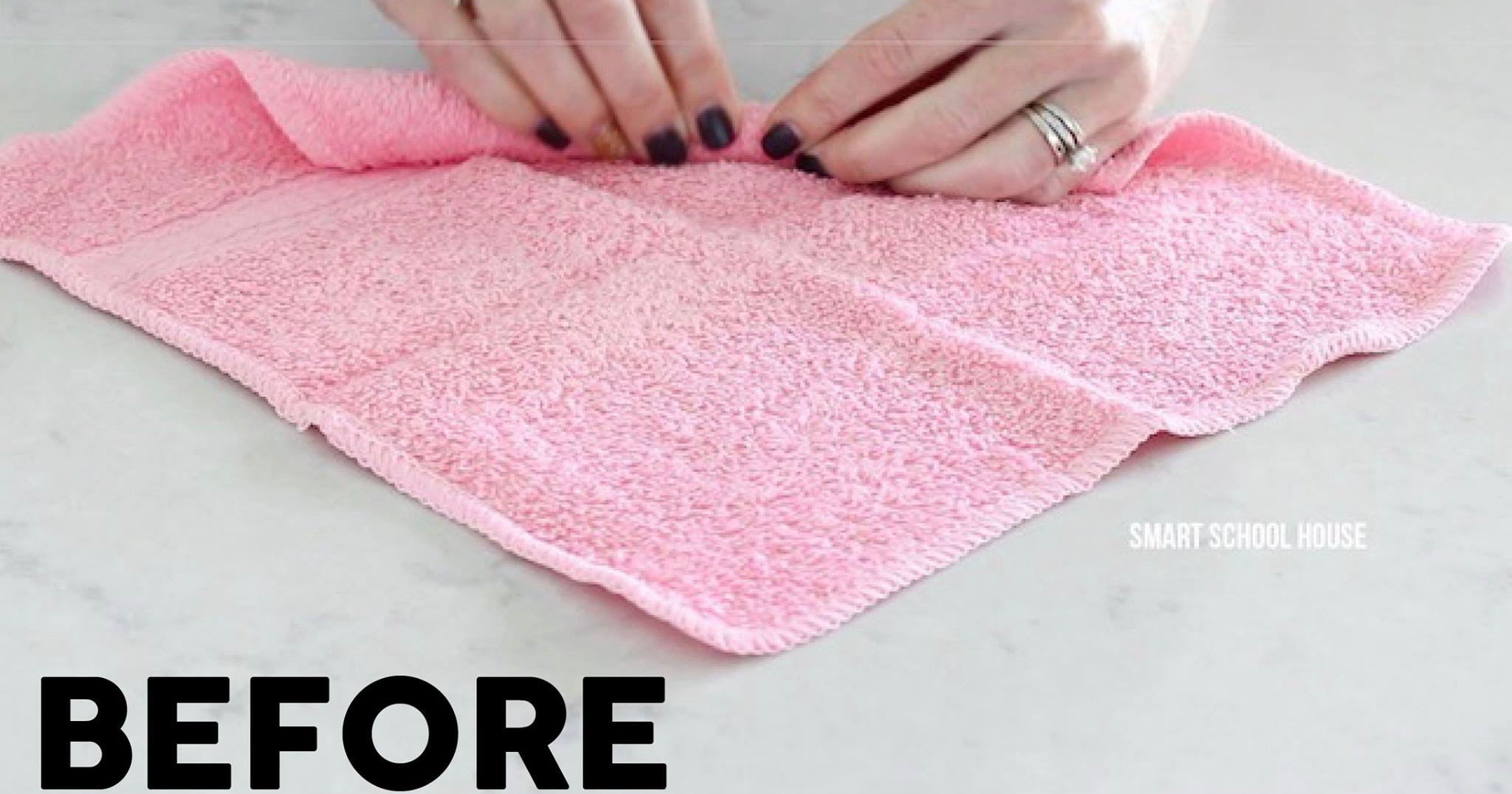 How to tie a washcloth at home 32