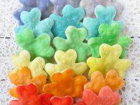 Rainbow Shamrock Chips