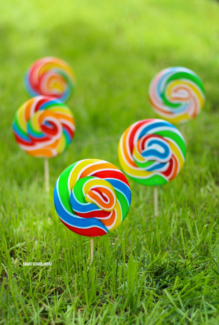 Skittles Lollipop Garden Seeds
