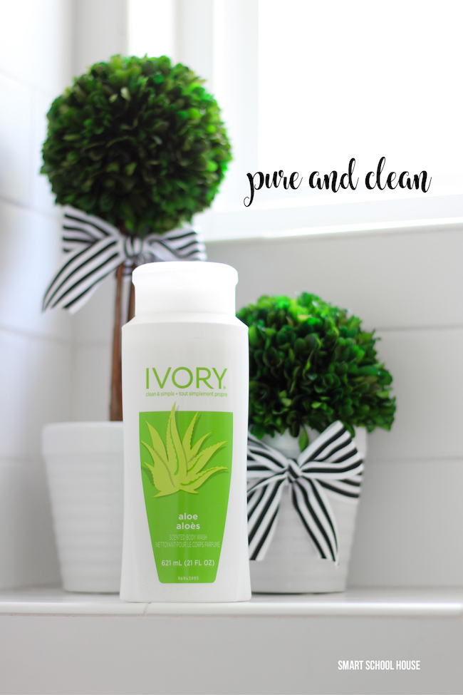 Best Body Wash - Ivory bar soap and Ivory body are a pure and clean option for the family. Great soap for sensitive skin. Smells beautiful!