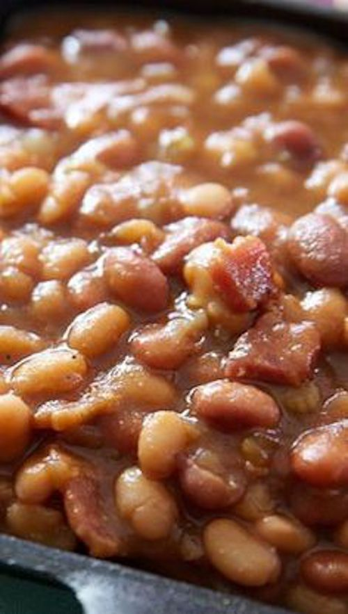 The Best Slow Cooker Baked Beans. Tried this recipe and it was delicious! If ever you wanted a killer recipe for baked beans, you need look no farther. These hands down are the best homemade baked beans you'll taste.