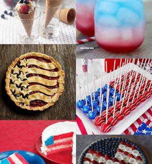 4th of July Recipe Ideas