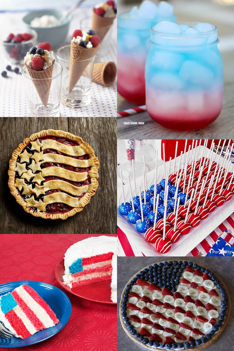 4th Of July Recipe Ideas Smart School House