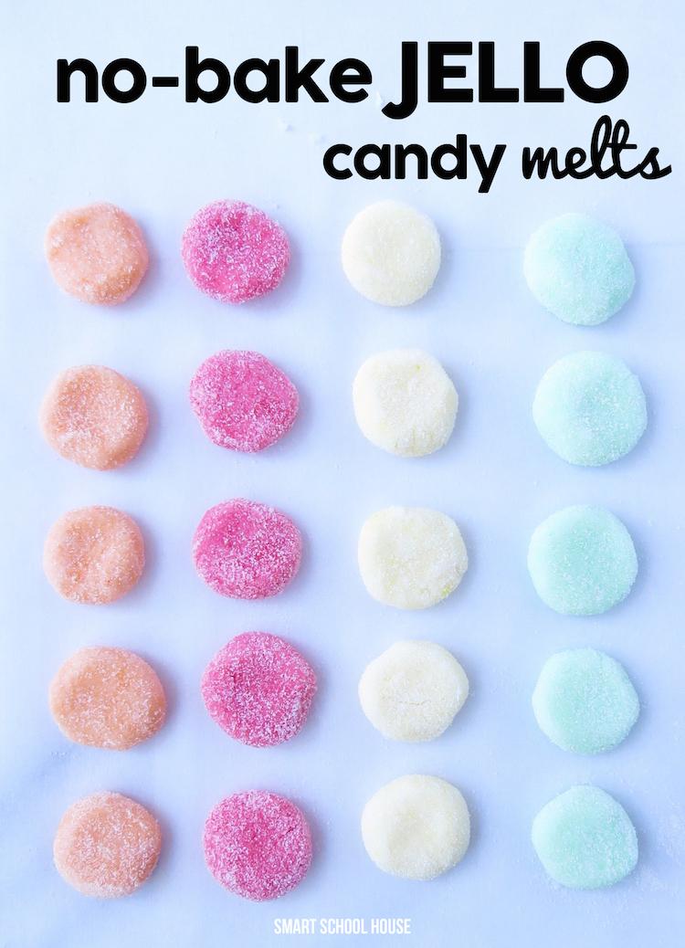 Jello candies!