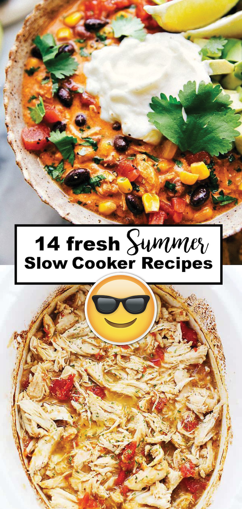 14 Light and Fresh Summer Slow Cooker Recipes