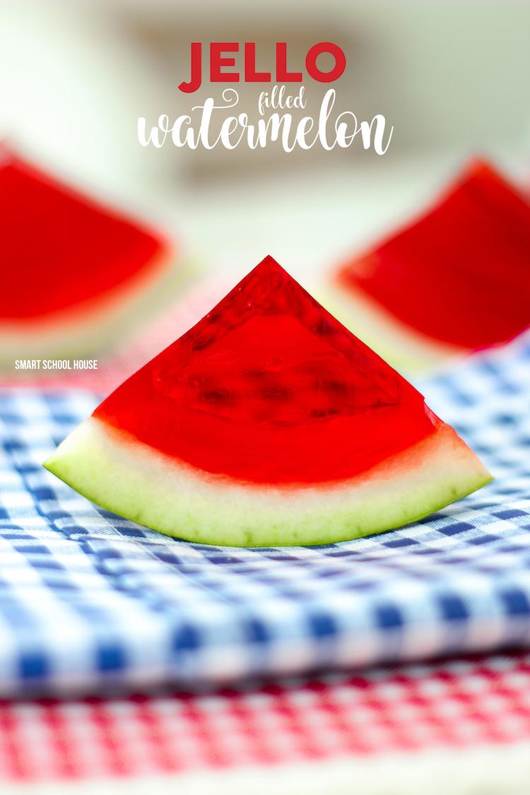 Jello watermelon recipe