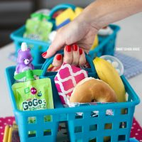 Snack Caddy for Kids