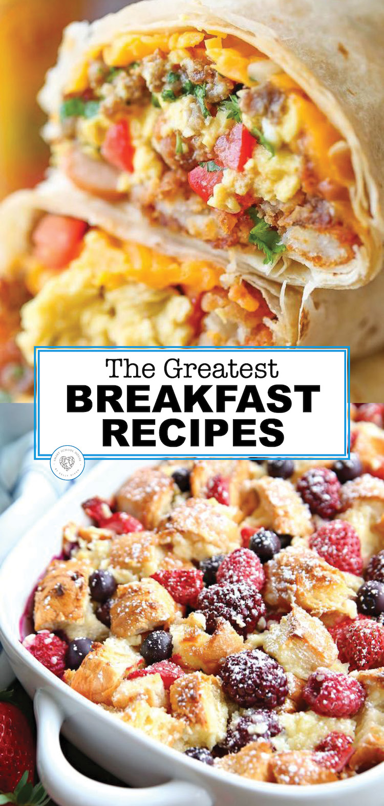 The Greatest Breakfast Recipes