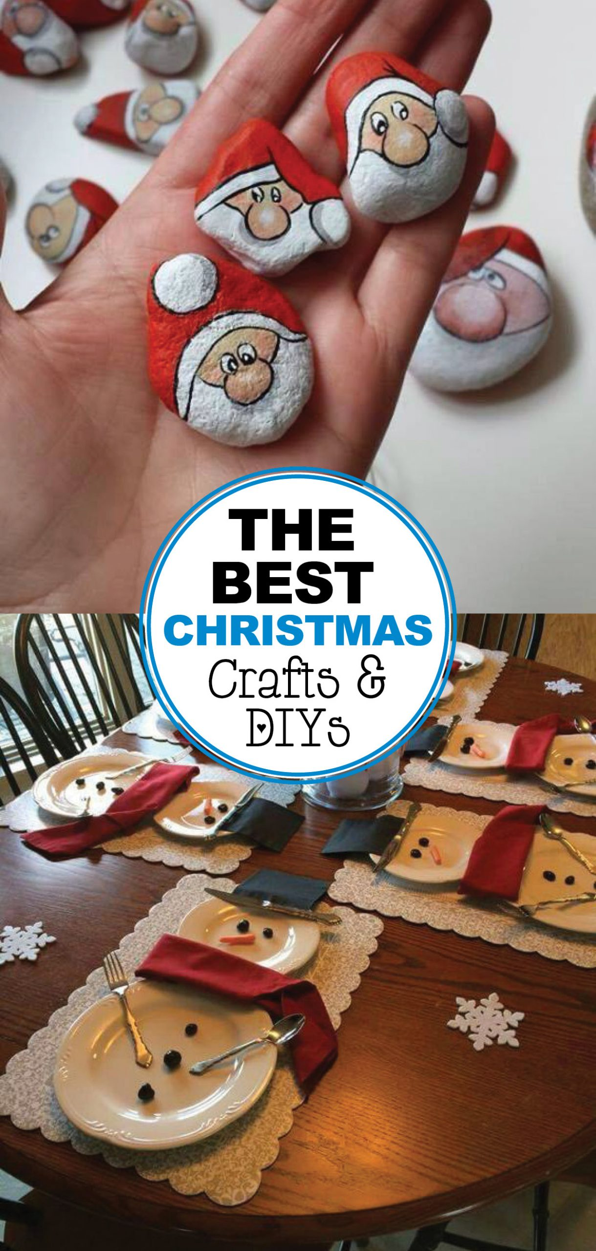 The Best Christmas Crafts and DIYs
