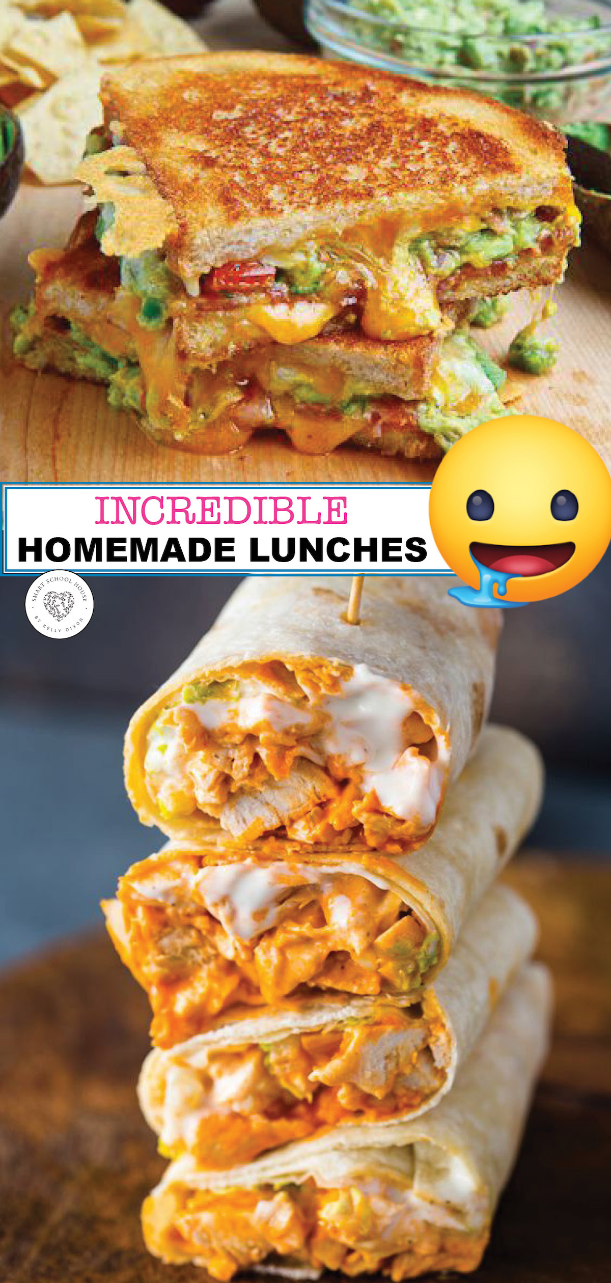 Incredible Homemade Lunches