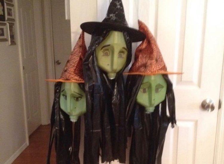 Easy DIY Halloween..